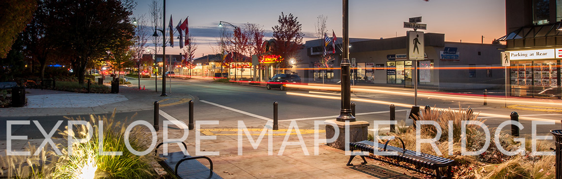 Explore Maple Ridge Real Estate